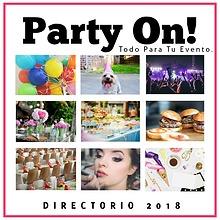 Directorio Party On! Hermosillo 2018