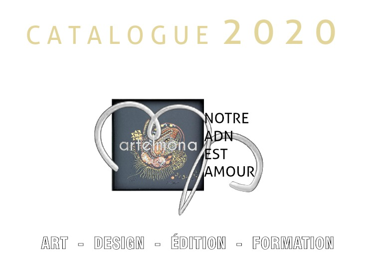 Artelmona - Catalogue 2020 2020