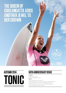 TONIC Autumn 2014 Issue - 50th Anniversary