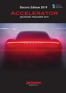 Jacksons Accelerator Electric Edition