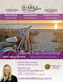 Sanibel Captiva and SWFL Real Estate  GUIDE May 2019