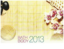 2013 Bath & Body Catalog