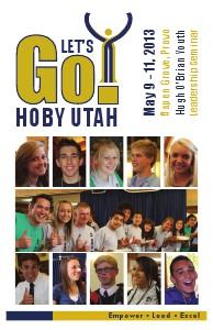 HOBY Utah Seminar Program Book 2013