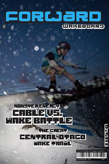 Forward Wakeboard Magazine