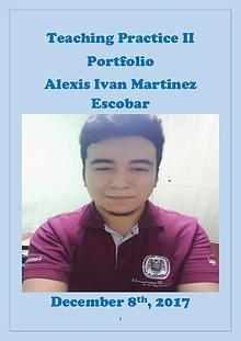Teaching Practicum II Portfolio