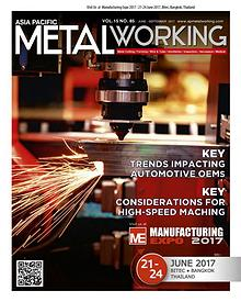 Asia Pacific Metal Working Vol. 15 ON. 85