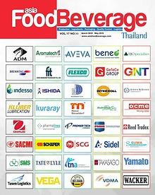 Asia Food Beverage Thailand Issue 90