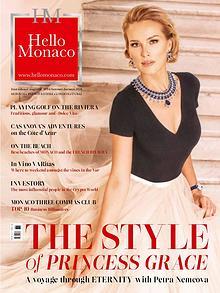 Hello Monaco magazine