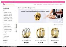 Platinum rings for couples