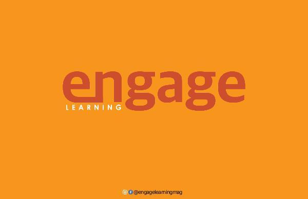 Engage Learning Magazine Geologic Timeline & Types of Fossils