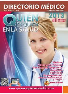 Directorio Médico Quién es Quién en la Salud Cd. Juárez