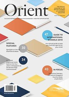 Orient Magazine