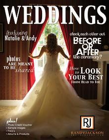 RJ Photography Wedding Magazine