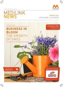 Medilink News - Spring 2014
