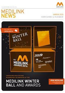 Medilink Yorkshire and Humber News - Spring 2015