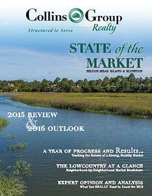 2015 Collins Group Realty State of the Market Report