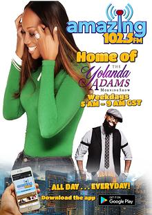 KMAZ FM Amazing 102.5 FM