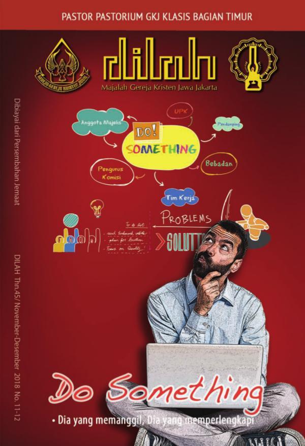 Majalah Dilah GKJ Jakarta Dilah November-Desember18 e-book