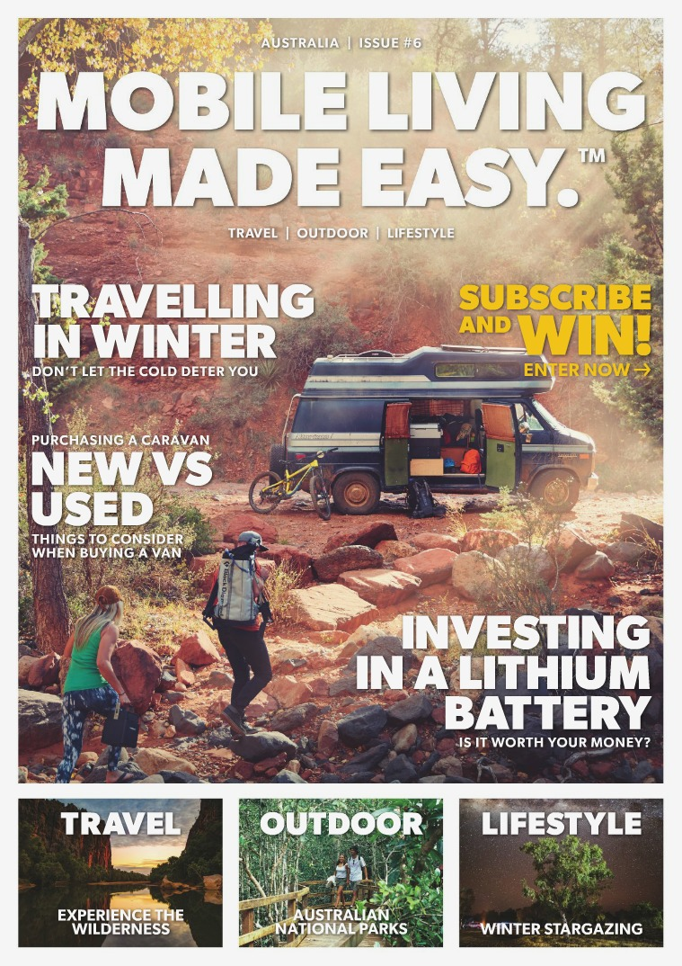 Mobile Living Made Easy Australia Issue 6