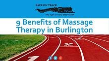 Top Benefits of Massage Therapy