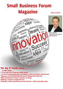 Small Business Forum Magazine Online