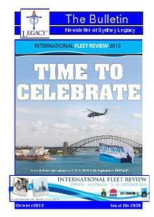 Sydney Legacy Bulletin
