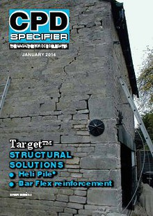 CPD Specifier magazine - January to May 2014 issue