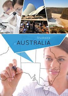 HELLO AUSSIE STUDENT SERVICES Brochure - 1st Edition