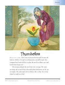 Thumbelina Story