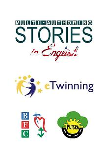 Multi-authoring stories in English