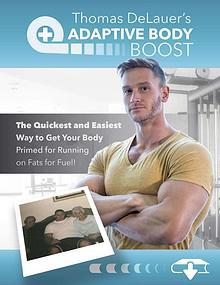 Adaptive Body Boost PDF EBook Free Download | Thomas DeLauer