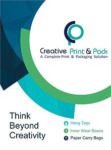 Creative Print and Pack - Corporate Profile