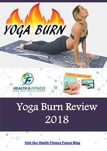 Yoga Burn Review 2018