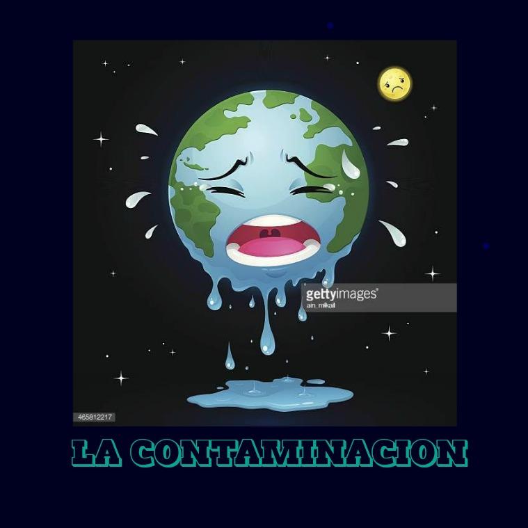 La contaminacion La contaminación
