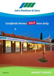 John Matthew & Sons Market Update