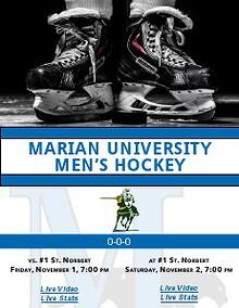 Men's Hockey Game Notes