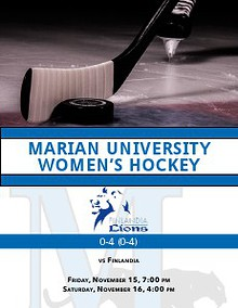 Women's Hockey Game Notes