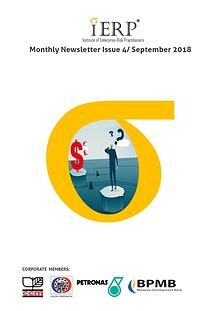 IERP® Monthly Newsletter