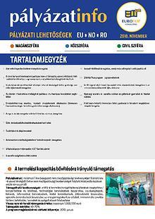 Newsletter ETC November