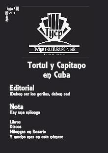 Tango y Cultura Popular N° 139