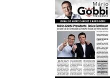 Jornal Andrés Sanchez e Mário Gobbi