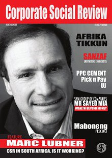 Corporate Social Review Magazine