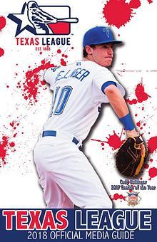 2018 Texas League Media Guide