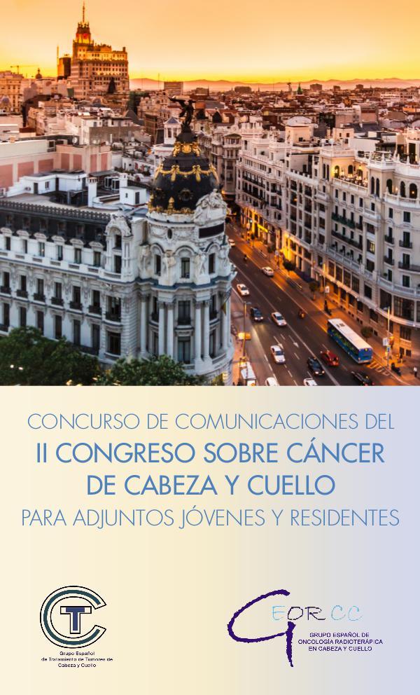 Concurso de comunicaciones del II Congreso sobre TTCC II CONCURSO COMUNICACIONES