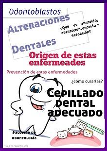Alteraciones  dentales en zonas cervicales_ Odontoblastos