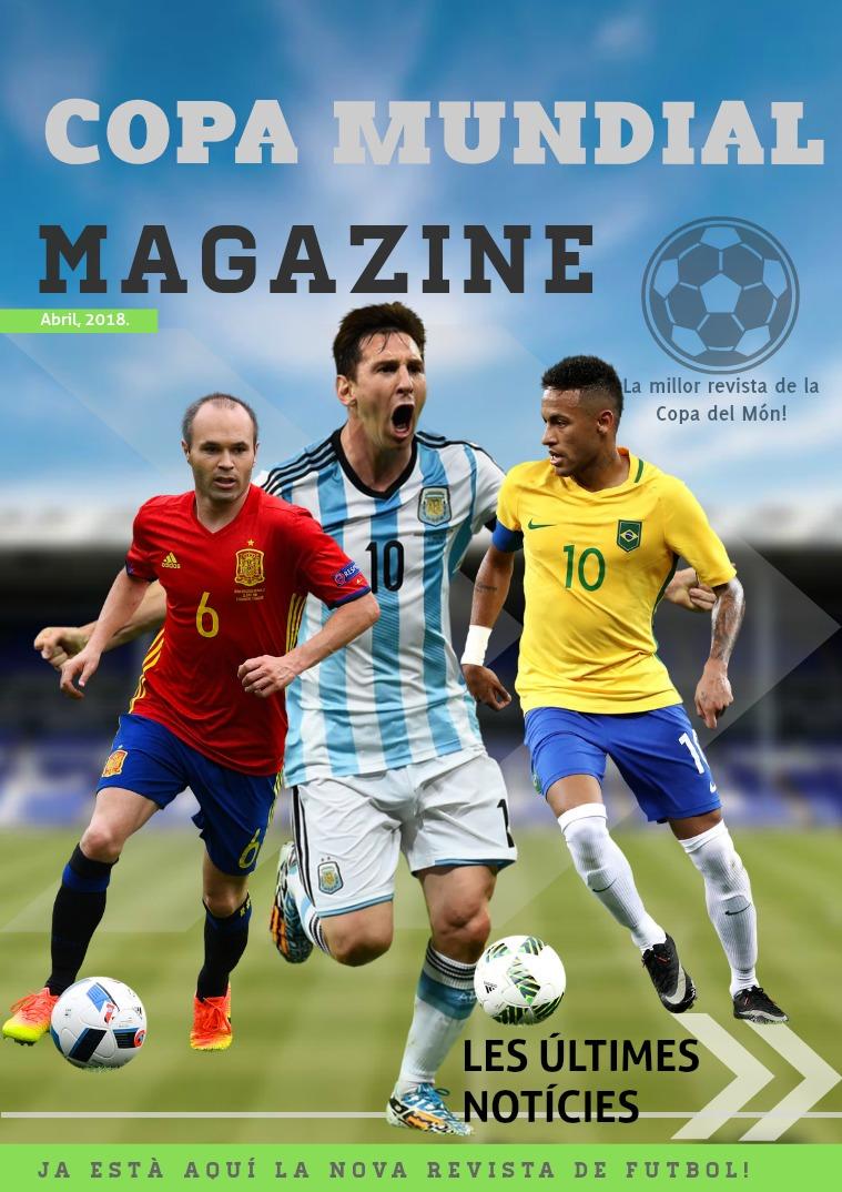 Copa Mundial Primer número