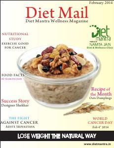 Diet Mail Diet Mantra Wellness Magazine- February 2014