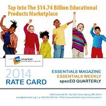 EDmarket 2014 Rate Card