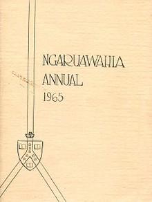 Ngaruawahia High School Yearbooks 1965-1993