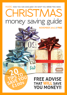 Christmas Money Saving Guide